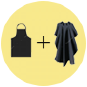 Capes And Aprons Combo