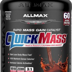 ALLMAX NUTRITION QuickMass - 6 Lbs. - Chocolate