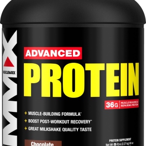 MMX Advanced Protein - 5 Lbs. - Vanilla