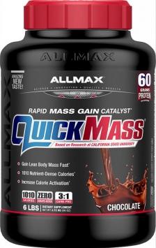 ALLMAX NUTRITION QuickMass - 6 Lbs. - Cookies & Cream