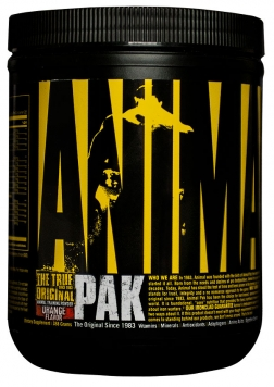 Animal Pak Powder - 22 Servings - Orange