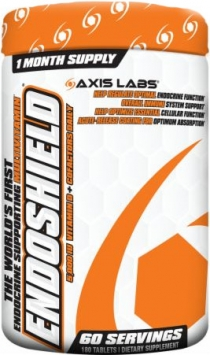 Axis Labs Endo Shield - 180 Tablets