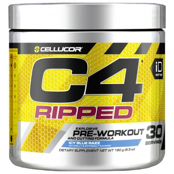 Cellucor C4 Ripped - 30 Servings - Cherry Limeade