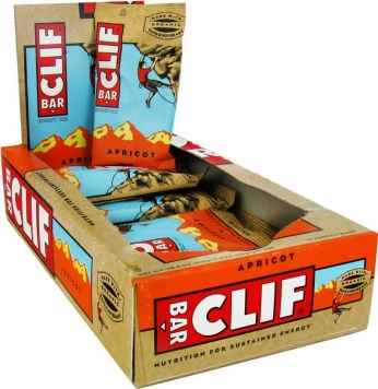 Clif Bars Clif Bar - 12/box, Peanut Toffee Buzz