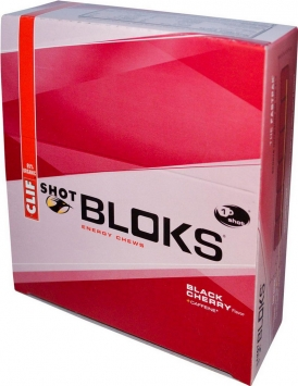 Clif Bars Shot Bloks - 18 Packets, Strawberry