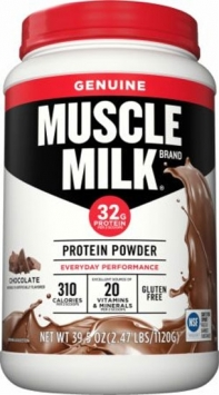 CytoSport Muscle Milk - 2.48 Lbs., Banana Creme
