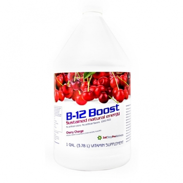 HPF B-12 Boost - 1 Gallon - Cherry Charge