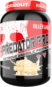 Killer Labz Predator Pro - 2 Lbs. - Brownie Bites