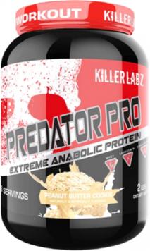 Killer Labz Predator Pro - 2 Lbs. - Peanut Butter Cookie
