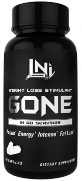 Lecheek Nutrition Gone - 60 Capsules