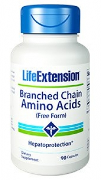 Life Extension Branched Chain Amino Acids (90 Capsules)