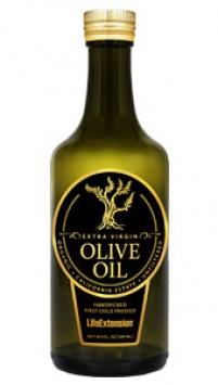 Life Extension California Estate Organic Extra Virgin Olive Oil, 16.9 fl oz