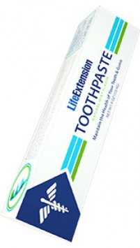 Life Extension Toothpaste, Mint, 4 oz