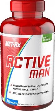 MET-RX Active Man - 90 Tablets