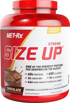 MET-RX Xtreme Size Up - 6 Lbs. - Vanilla