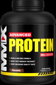 MMX Advanced Protein - 5 Lbs. - Vanilla