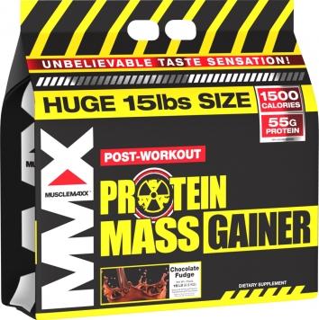 MMX MMX Mass Gainer - 15 Lbs., Chocolate Fudge
