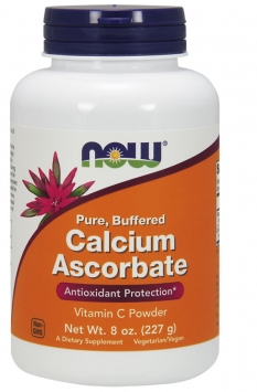 Now Calcium Ascorbate Powder - 227 Grams
