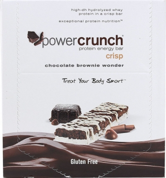 Power Crunch Power Crunch Bars - 12 Bars, Chocolate Mint