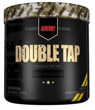 Redcon1 Double Tap Powder - 40 Servings - Blue Raspberry