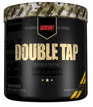 Redcon1 Double Tap Powder - 40 Servings - Cola