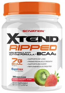 Scivation Xtend Ripped - 30 Servings - Orchard Splash