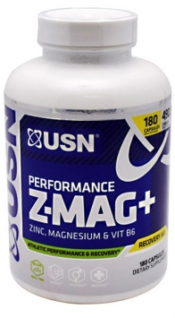 USN Performance Z-Mag+ - 180 Capsules