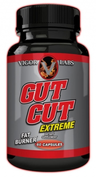 Vigor Labs Gut Cut Extreme - 60 Capsules
